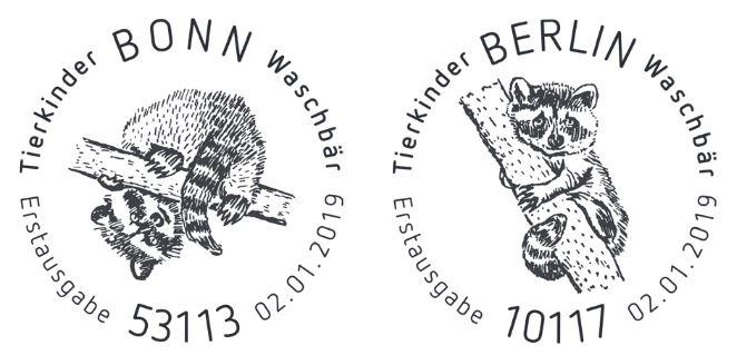 Neuausgaben 2019 Deutschland Waschb11