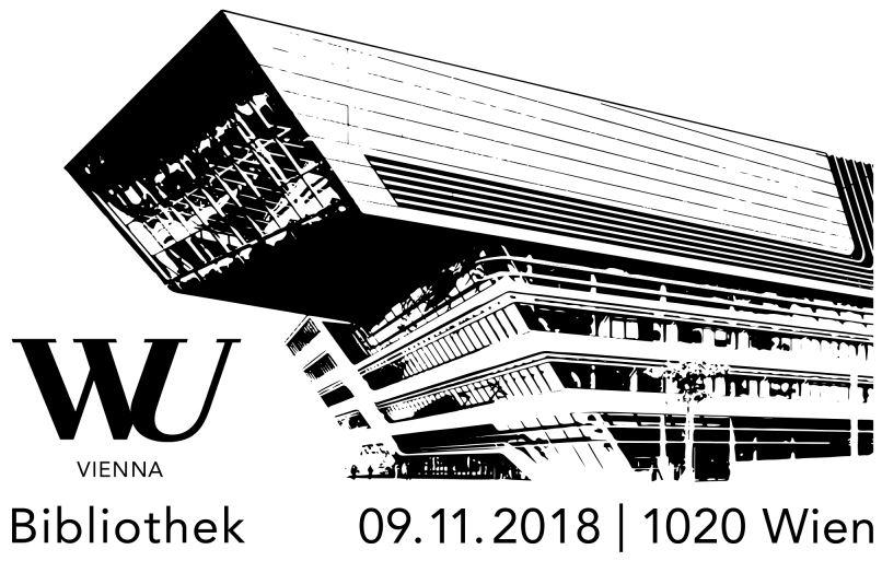 Sondermarke Wirtschaftsuniversität Wien – Bibliothek Wu_stp10