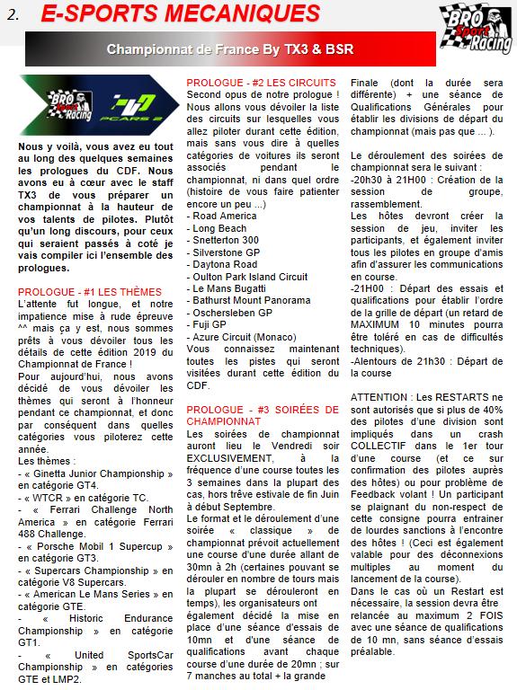 gazette du 25/03/19 P218