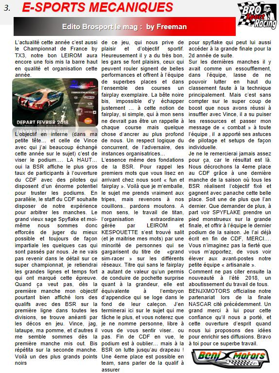 gazette du 10/01/19 P316