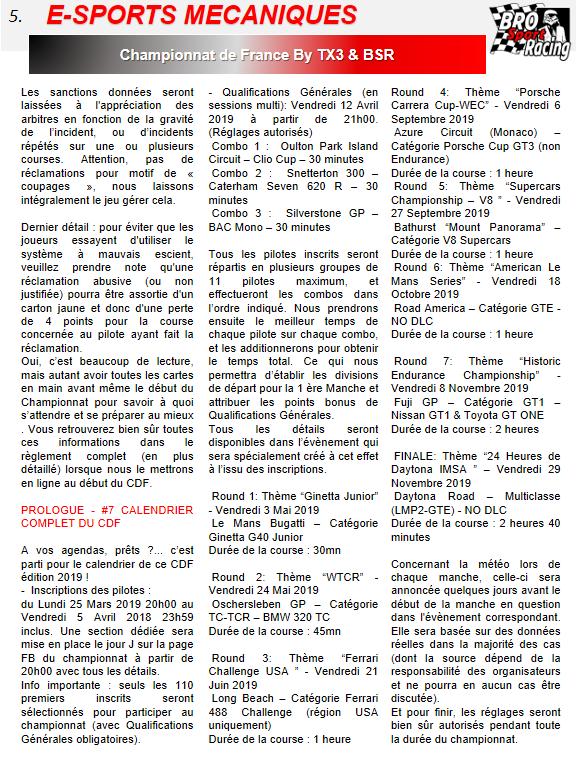 gazette du 25/03/19 P517