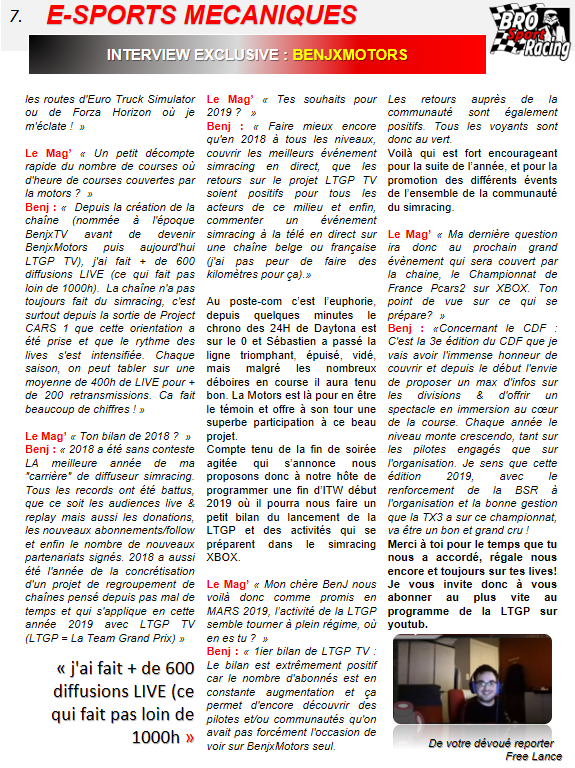 gazette du 25/03/19 P717