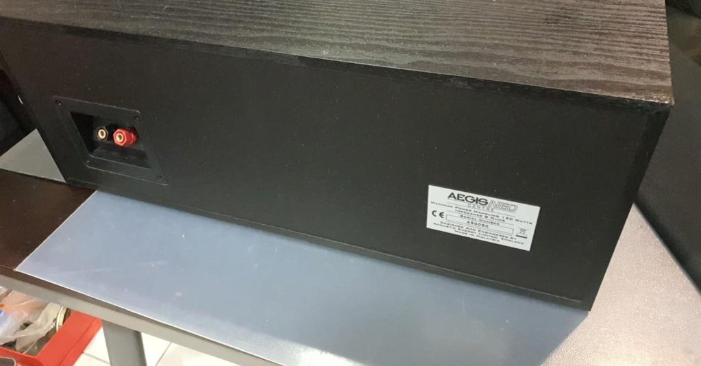 Acoustic Energy (AE) Aegis Neo Center Speaker (Black Ash) 16754910