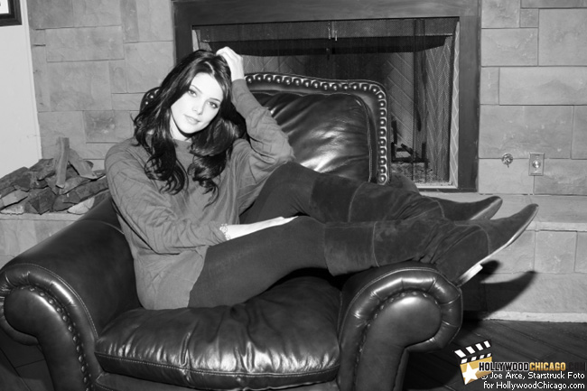 Shoot à Chicago [25 Nov 2009] Ashley13
