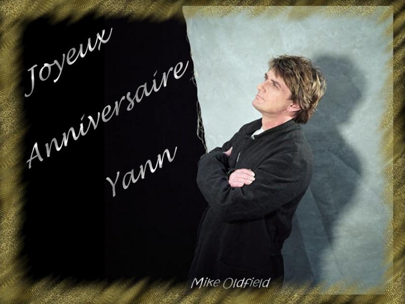 Mike Oldfield - Joyeux Anniversaire Yann Anniv_10