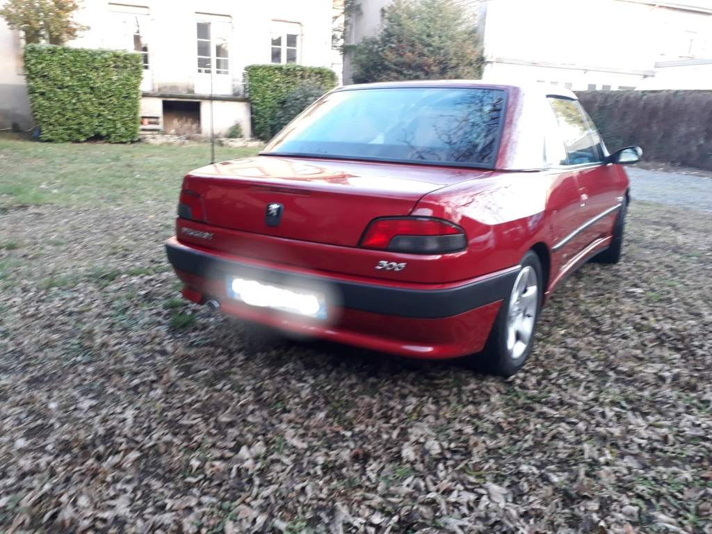 [ FOTOS ] Fase 3 - 2000 - 1,6i 90cv rojo Lucifer - El cabrio de Peerou con cuero Alezan y techo duro 20190112