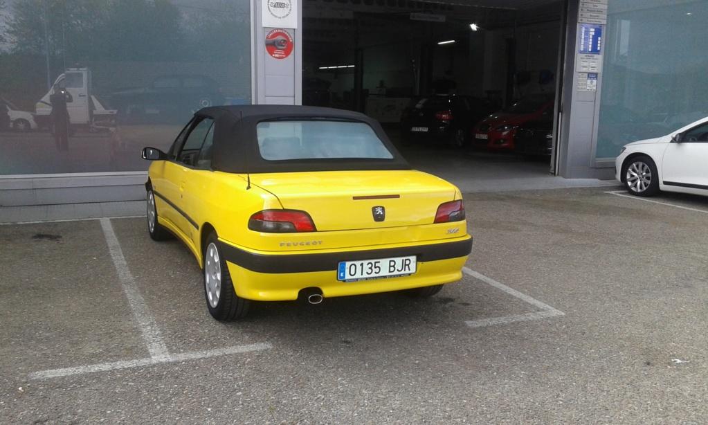 [ SE VENDE ] Peugeot 306 Cabrio 2001 con hard-top 47700km 20190423