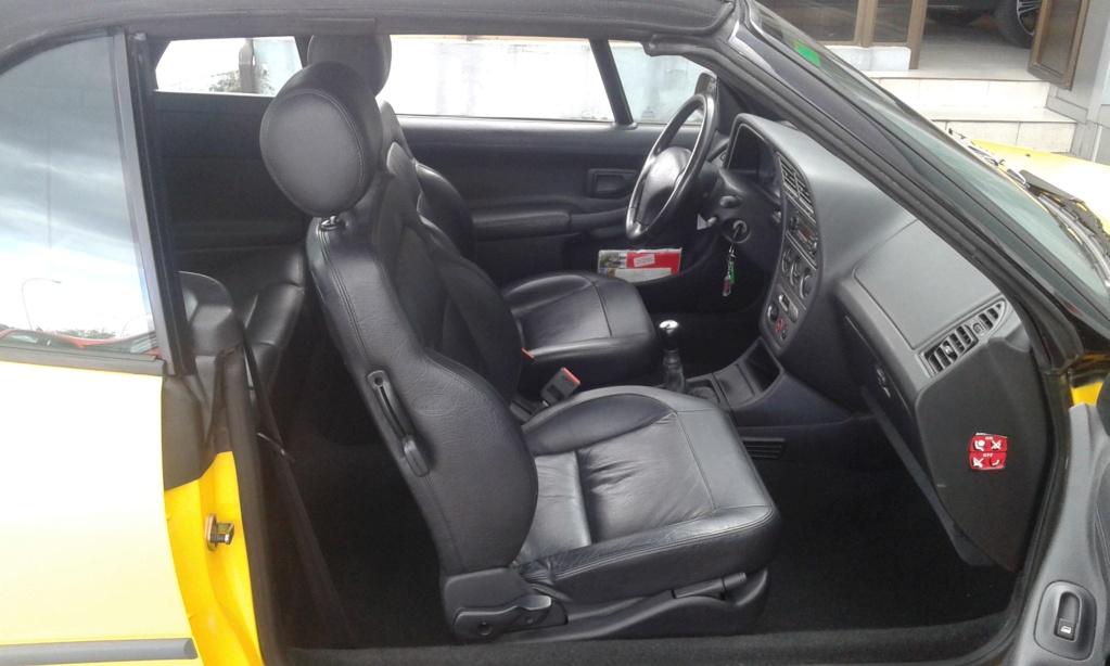 [ SE VENDE ] Peugeot 306 Cabrio 2001 con hard-top 47700km 20190424