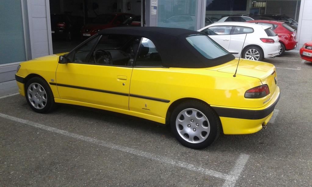 [ SE VENDE ] Peugeot 306 Cabrio 2001 con hard-top 47700km 20190429