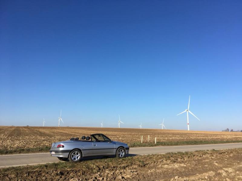 [ FOTOS ] Fase 3 - 2003 - 1,6i 100cv gris Thallium - El cabrio de Nanard911 28379510