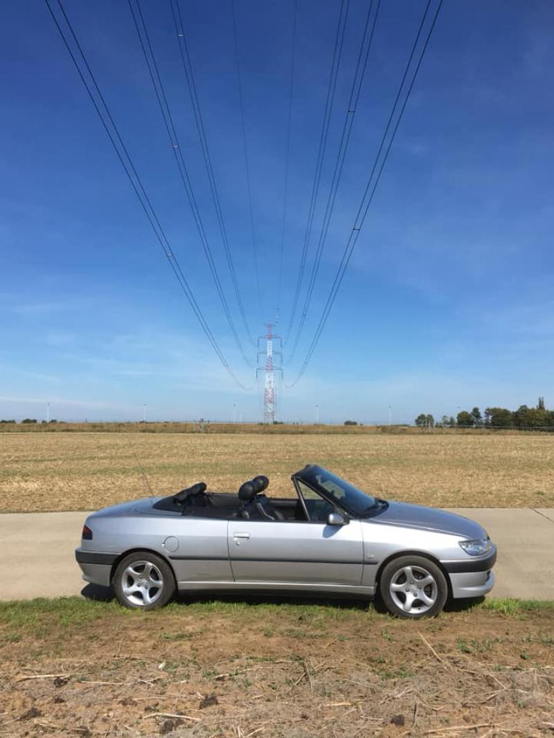 [ FOTOS ] Fase 3 - 2003 - 1,6i 100cv gris Thallium - El cabrio de Nanard911 41456110