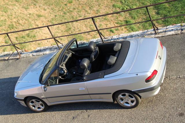 [ FOTOS ] Fase 3 - 2003 - 1,6i 100cv gris Thallium - El cabrio de Nanard911 Besan-10