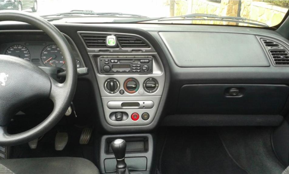 [ SE VENDE ] Vendo mi 306 cabrio fase-3 100cv 119,000km Captur10