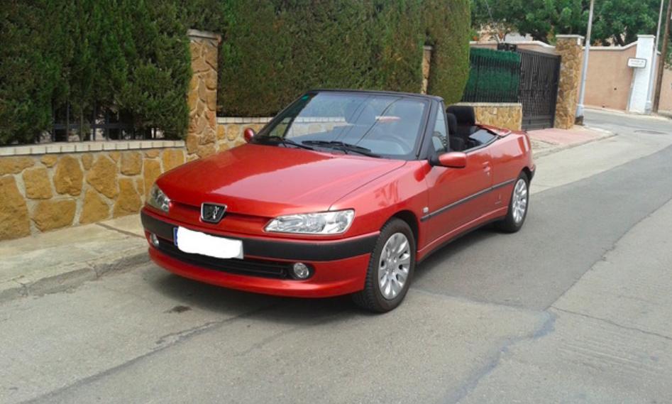[ SE VENDE ] Vendo mi 306 cabrio fase-3 100cv 119,000km Captur12