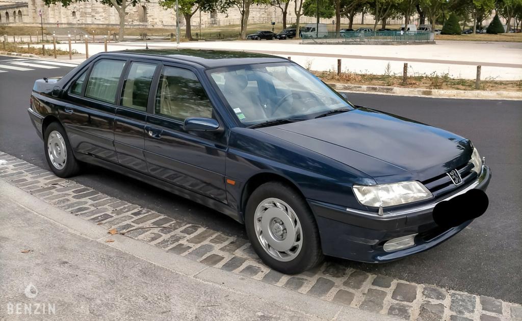 [ OTROS BÓLIDOS ] Peugeot 605 limusina blindado Labbé Img_5f12