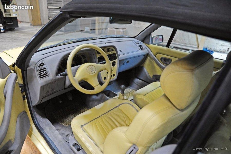 [ FOTOS ] Prototipo 306 cabriolet fase 1 amarillo Louxor M9q0r910