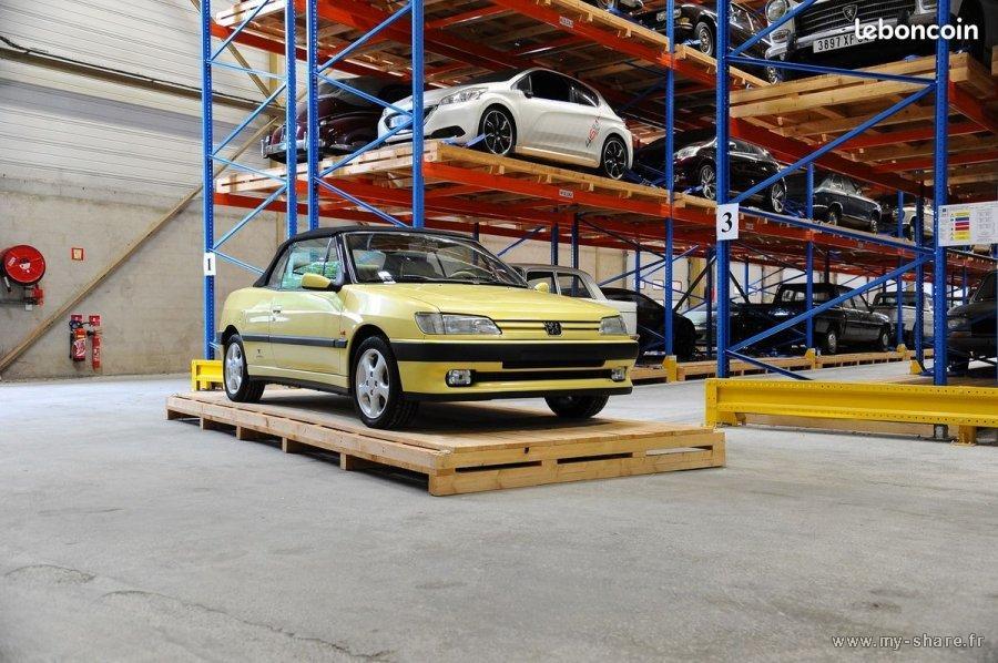 [ FOTOS ] Prototipo 306 cabriolet fase 1 amarillo Louxor M9q0r911