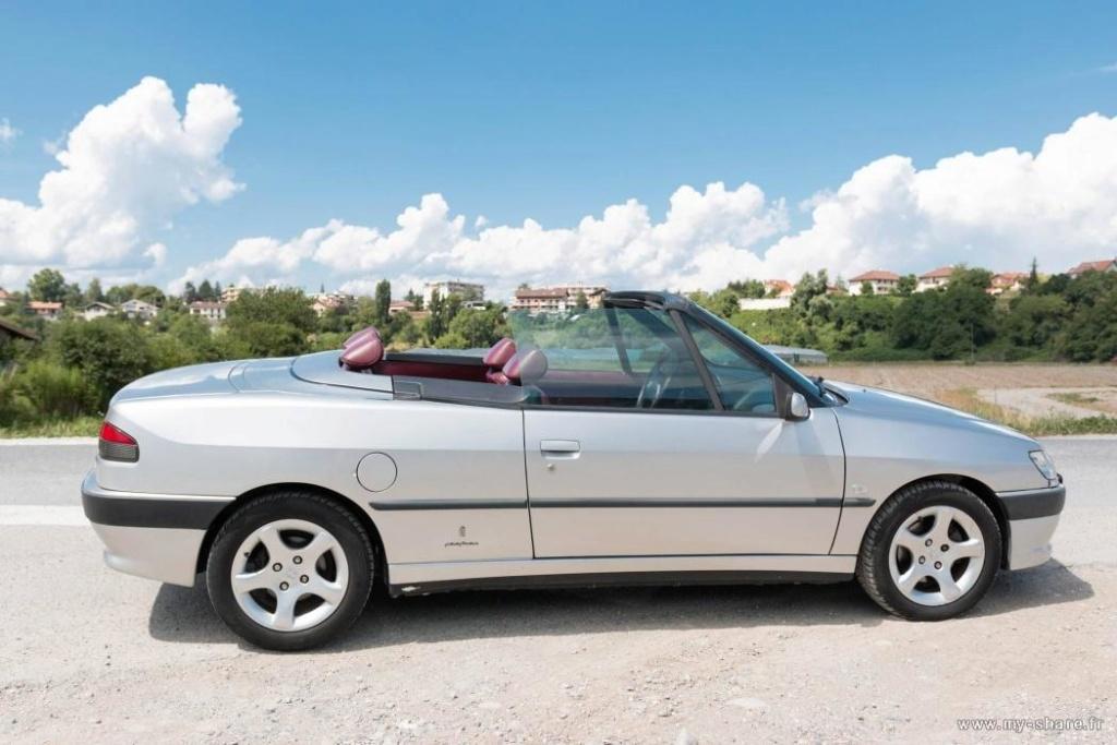 """[ FOTOS ] Fase 3 - 2000 - """"Suisse"""" 2,0i 135cv grís Thallium - El cabrio de Damiano Medium16"""