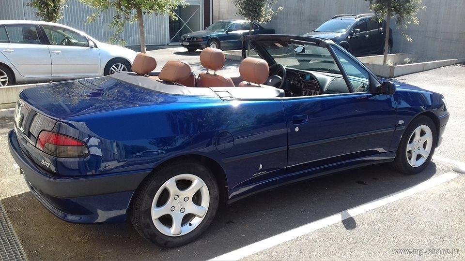 [ FOTOS ] Fase 3 - 2002 - 1,6i 100cv azul China - El cabrio de Laticoosta  Medium17