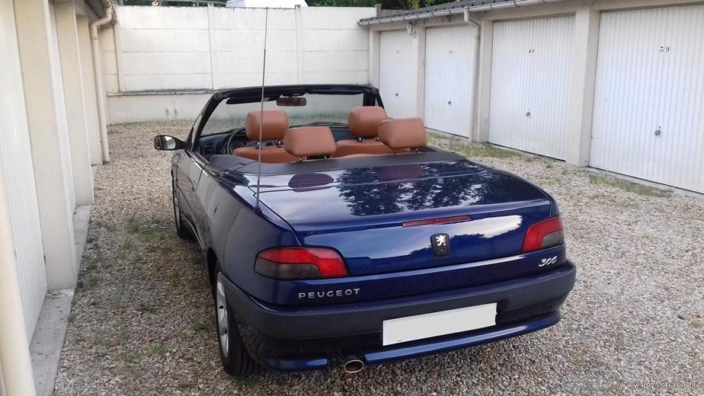 [ FOTOS ] Fase 3 - 2002 - 1,6i 100cv azul China - El cabrio de Laticoosta  Medium28