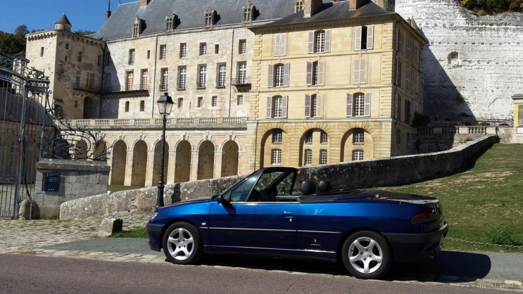[ FOTOS ] Fase 3 - 2000 -  2,0i 135cv azul China - El cabrio de Pgt310 Medium32