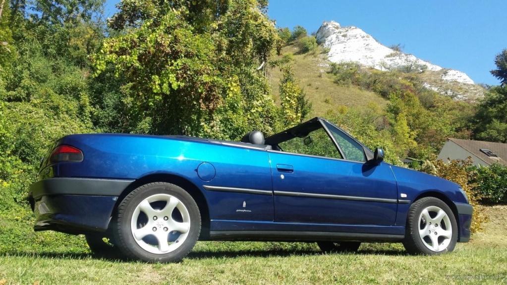 [ FOTOS ] Fase 3 - 2000 -  2,0i 135cv azul China - El cabrio de Pgt310 Medium36