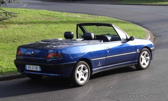 [ FOTOS ] Fase 3 - 2000 -  2,0i 135cv azul China - El cabrio de Pgt310 Medium38