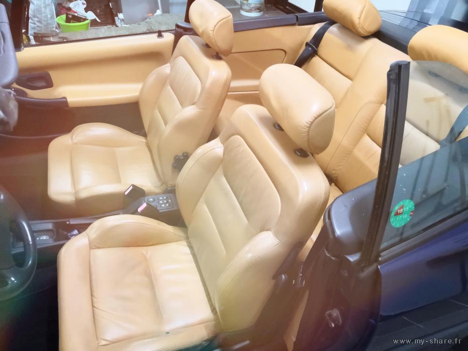 """[ FOTOS ] Fase 2 - 1997 - 2,0i 135cv azul China - El cabrio """"Suisse"""" automático de Cabriojn Medium50"""