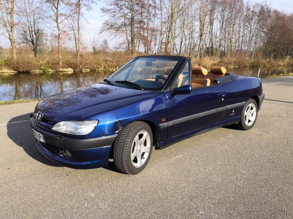 """[ FOTOS ] Fase 2 - 1997 - 2,0i 135cv azul China - El cabrio """"Suisse"""" automático de Cabriojn Medium53"""