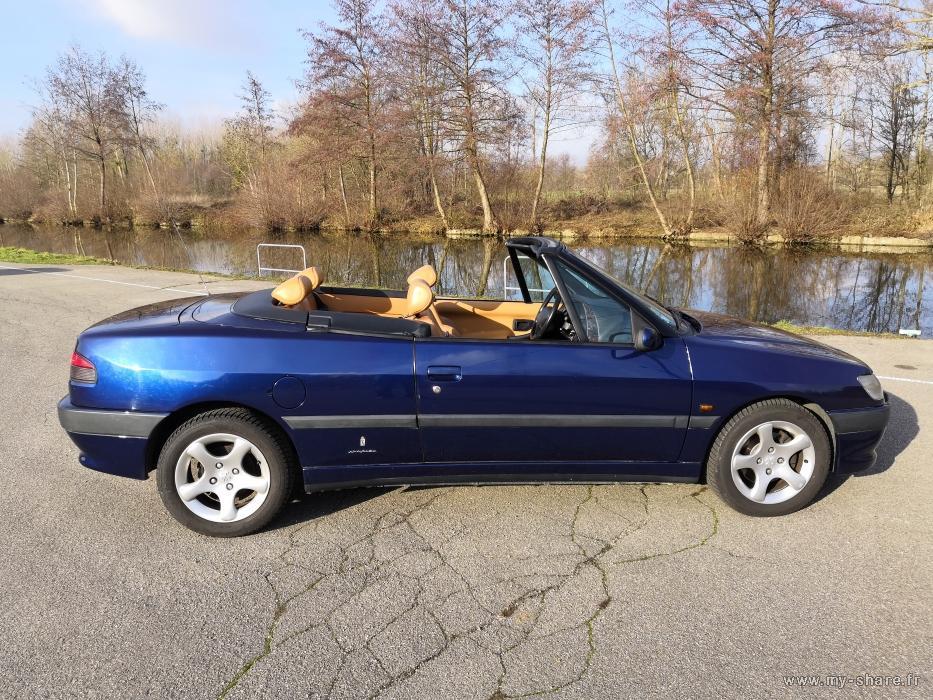 """[ FOTOS ] Fase 2 - 1997 - 2,0i 135cv azul China - El cabrio """"Suisse"""" automático de Cabriojn Medium54"""