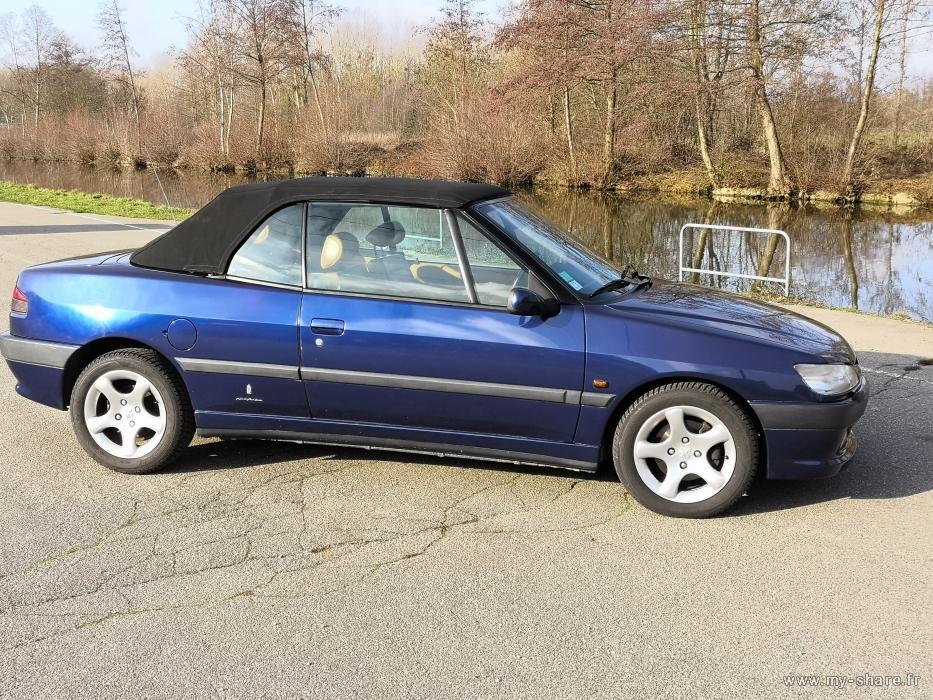 """[ FOTOS ] Fase 2 - 1997 - 2,0i 135cv azul China - El cabrio """"Suisse"""" automático de Cabriojn Medium55"""