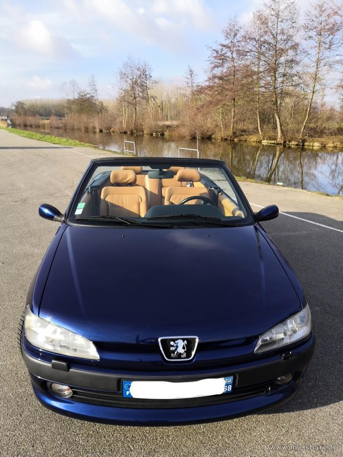 """[ FOTOS ] Fase 2 - 1997 - 2,0i 135cv azul China - El cabrio """"Suisse"""" automático de Cabriojn Medium56"""