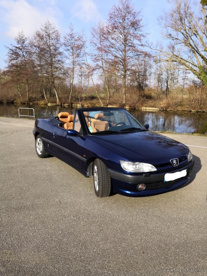 """[ FOTOS ] Fase 2 - 1997 - 2,0i 135cv azul China - El cabrio """"Suisse"""" automático de Cabriojn Medium57"""