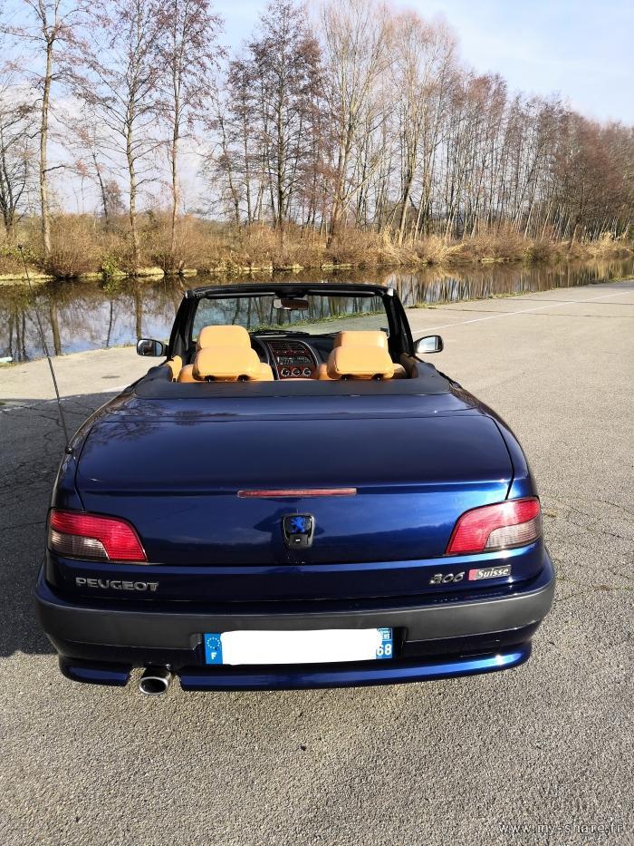 """[ FOTOS ] Fase 2 - 1997 - 2,0i 135cv azul China - El cabrio """"Suisse"""" automático de Cabriojn Medium60"""