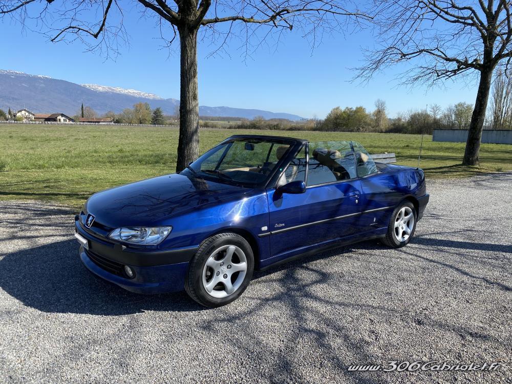"""[ FOTOS ] Fase 3 - 2001 - 2,0i 135cv azul China serie especial """"Suisse"""" con cuero Alezan - El cabrio de Mcvmb Thumb111"""