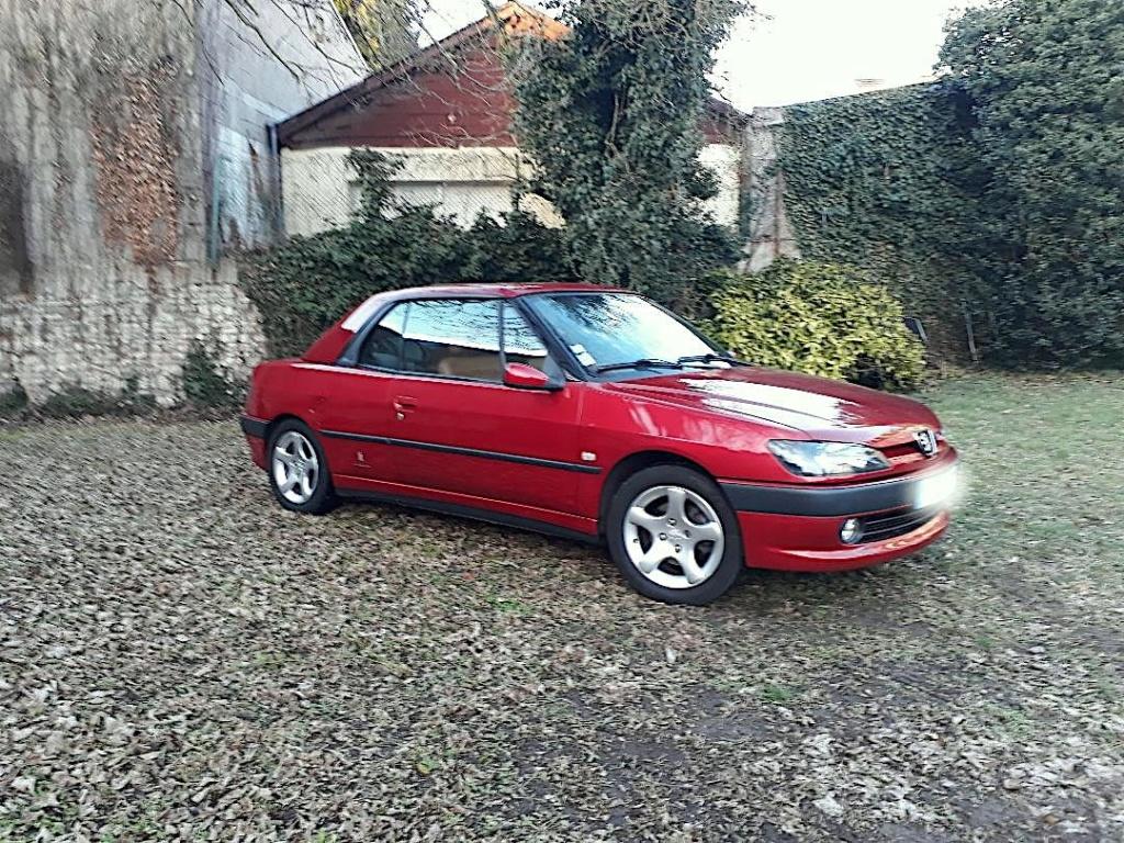 [ FOTOS ] Fase 3 - 2000 - 1,6i 90cv rojo Lucifer - El cabrio de Peerou con cuero Alezan y techo duro Thumbn44