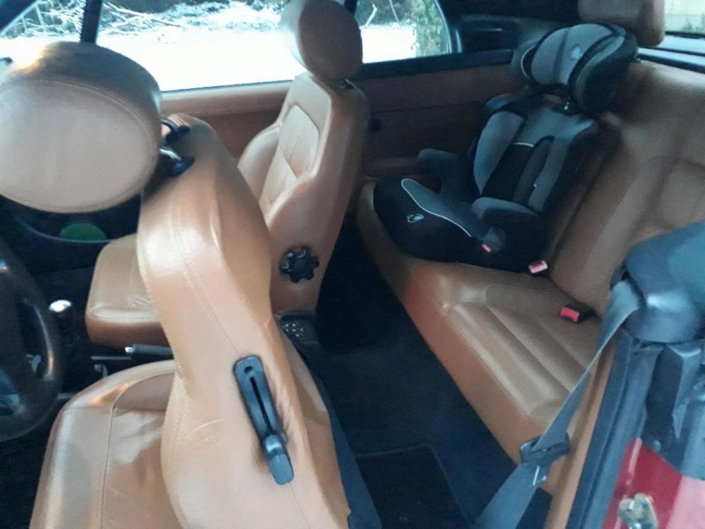 [ FOTOS ] Fase 3 - 2000 - 1,6i 90cv rojo Lucifer - El cabrio de Peerou con cuero Alezan y techo duro Thumbn54