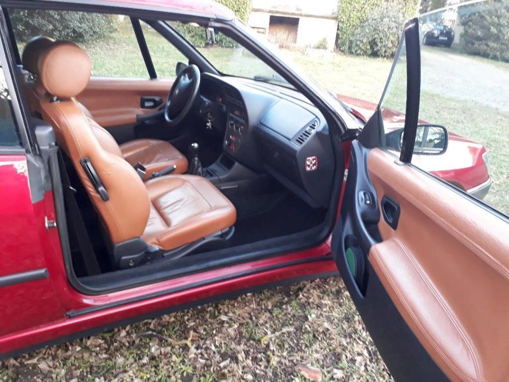 [ FOTOS ] Fase 3 - 2000 - 1,6i 90cv rojo Lucifer - El cabrio de Peerou con cuero Alezan y techo duro Thumbn56