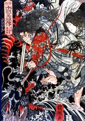 Японские боги и будды 7015c210