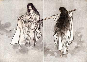 Японские боги и будды 8743af10