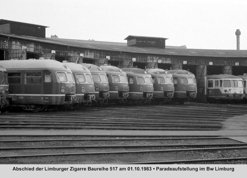 01.10.1983 - Der Abschiedstag von der Limburger Zigarre Gs-00029