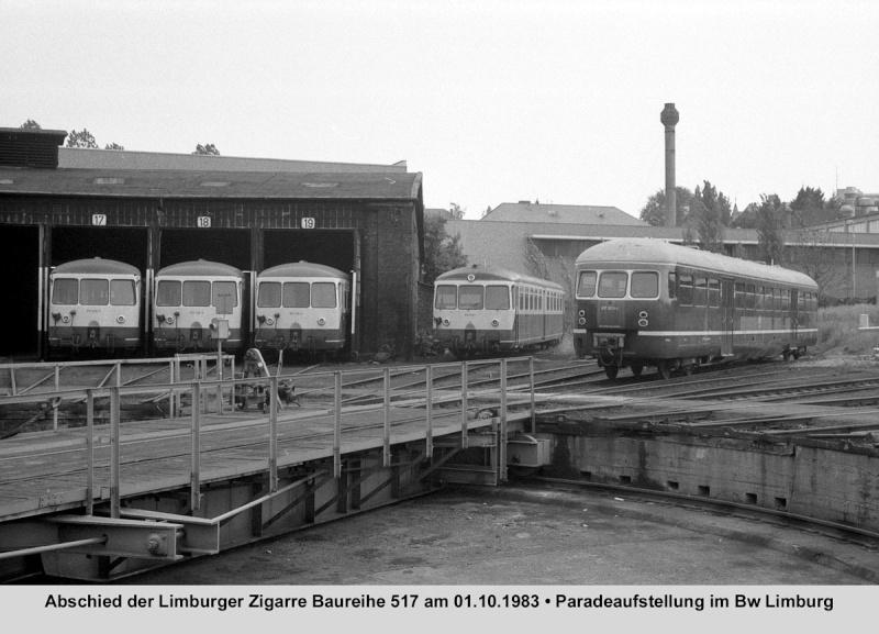 01.10.1983 - Der Abschiedstag von der Limburger Zigarre Gs-00031