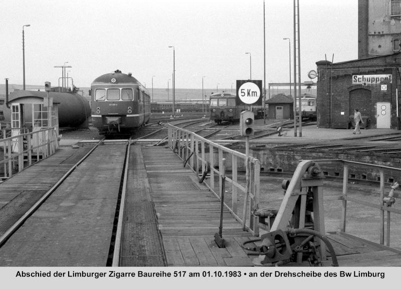 01.10.1983 - Der Abschiedstag von der Limburger Zigarre Gs-00032