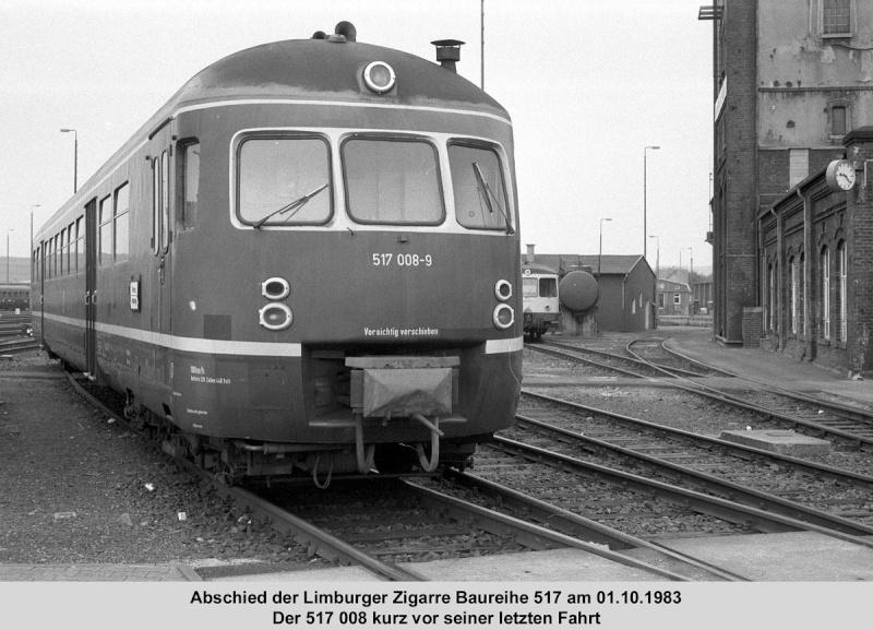 01.10.1983 - Der Abschiedstag von der Limburger Zigarre Gs-00033