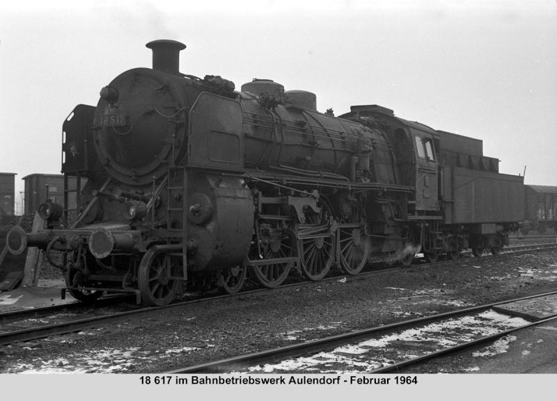 Februar 1964 im Bw Aulendorf Gs-00213