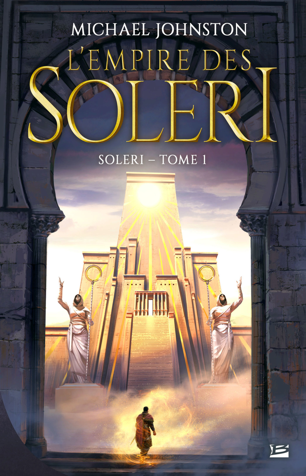 JOHNSTON Michael - L'empire des Soleri - Tome 1 : Soleri Soleri10