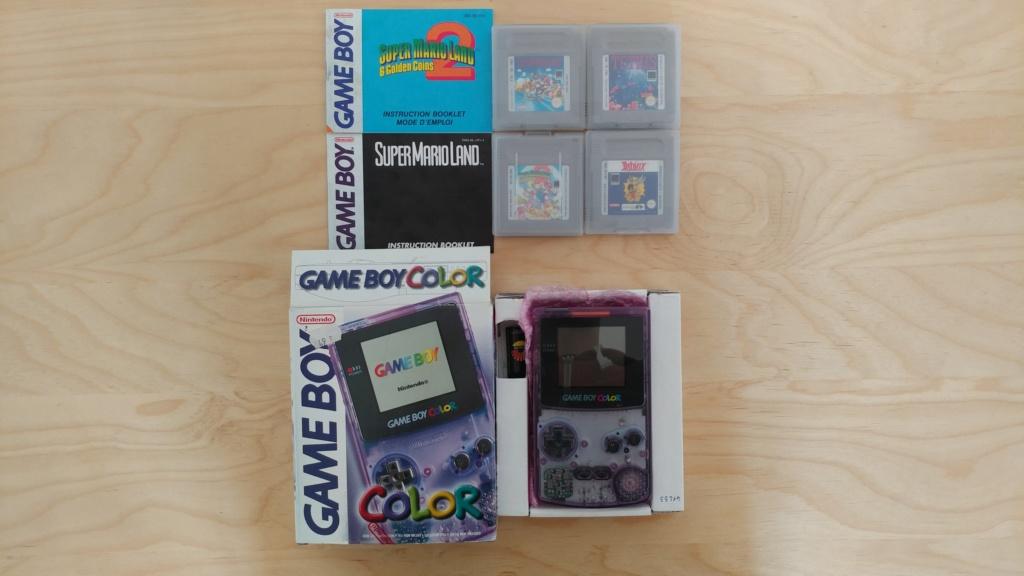 [EST] Game Boy Color boîte + 4 jeux Gbc11