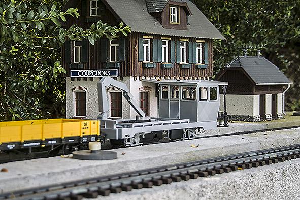 Les petits trains de St André: le réseau de dehors  - Page 5 Sdim2124