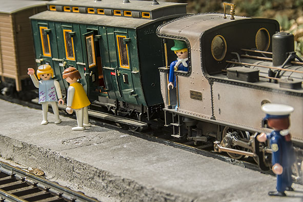 Les petits trains de St André: le réseau de dehors  - Page 5 Sdim2149