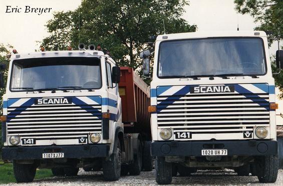 scania Eric2010